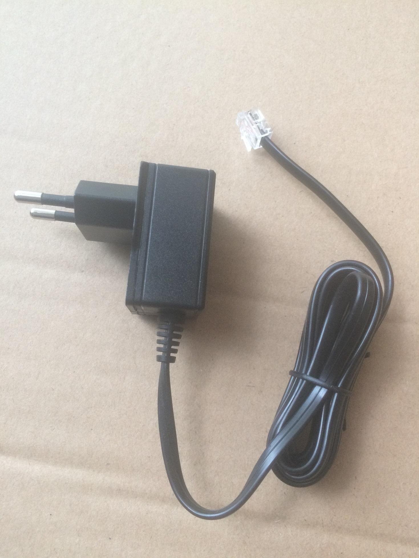 12V0.5A 歐規充電器 歐規適配器 歐規開關電源 1