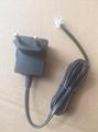 12V0.5A 歐規充電器 歐規適配器 歐規開關電源 2