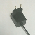 12V0.5A 歐規充電器 歐規適配器 歐規開關電源 3
