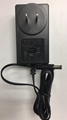 36W Wall power adapter 24V1.5A Wall Mount power supply