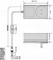 36W电源适配器 24V1.5A插墙式电源 2