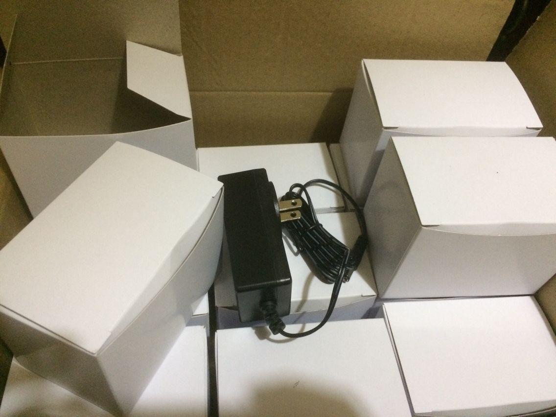 36W电源适配器 24V1.5A插墙式电源 5