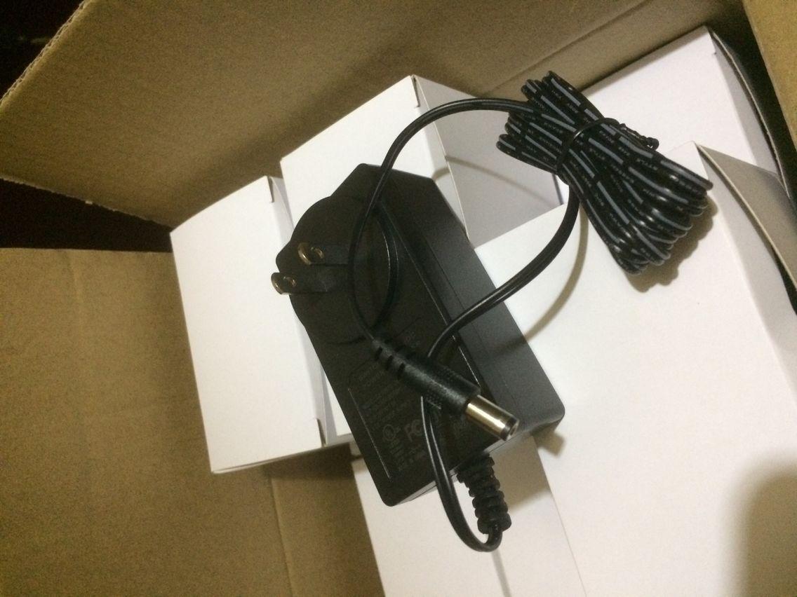 36W电源适配器 24V1.5A插墙式电源 7