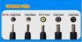 12V0.5A EU AC-DC Adapter EU Power supply EU power adapter 7