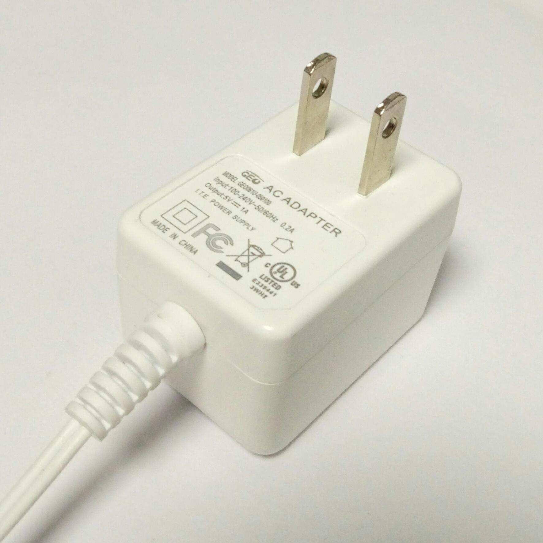 销售12V 500mA 美规开关电源,灯条电源 3