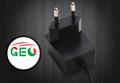 5V1A 歐規充電器,歐規適配