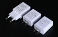 5V1A美规电源适配器 5V1000MA充电头 白色 过ETL/FCC 现货促销 5