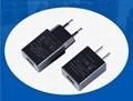 5V1A美规电源适配器 5V1000MA充电头 白色 过ETL/FCC 现货促销 6
