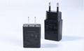 5V1A美规电源适配器 5V1000MA充电头 白色 过ETL/FCC 现货促销 7