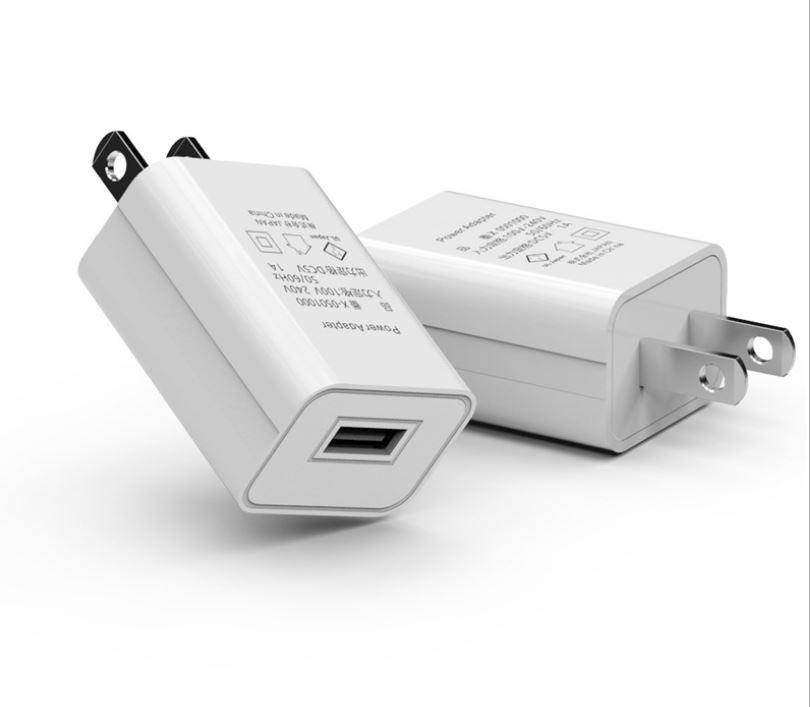 批发PSE认证充电器5V1A 3