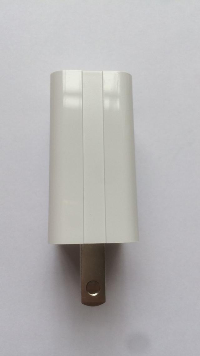 批发UL认证充电器5V1A,出口美国,白色 3