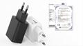 批發CE認証充電器5V1A,5V2A,出口歐洲 4