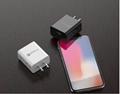 批发美规QC3.0快充充电器 UL认证5v3a手机USB快充充电头 通用闪充 3