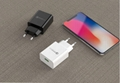 批发CE认证快充手机USB充电器 欧规QC3.0通用充电头 高端外贸款充电器 3