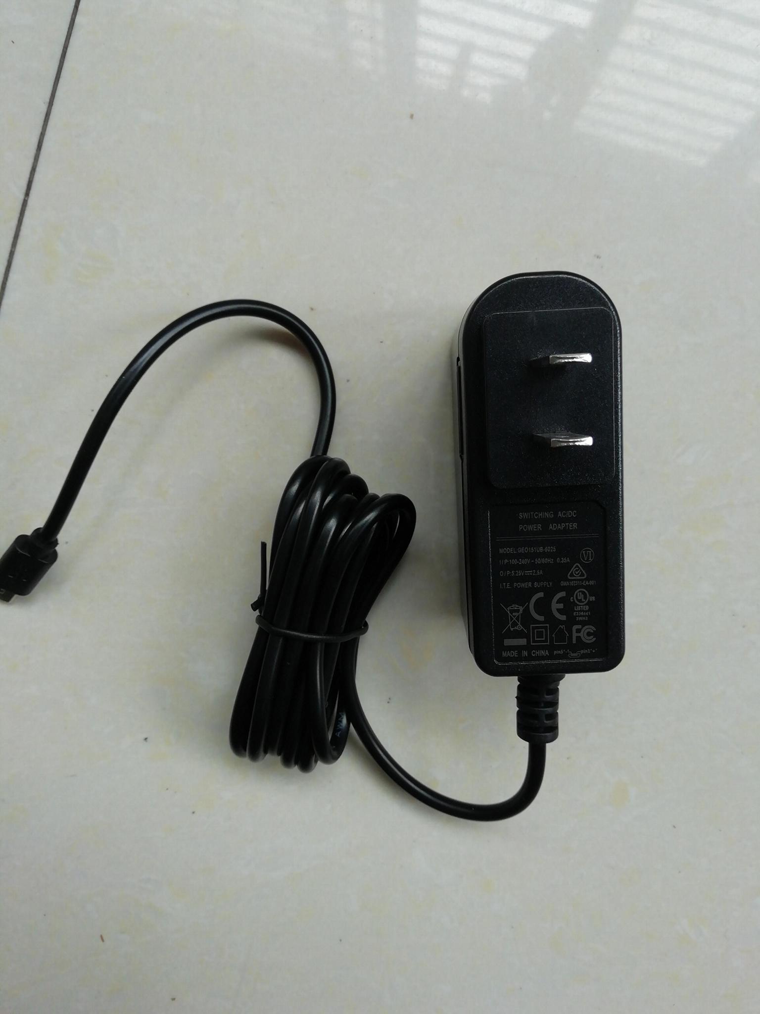 GEO151UB-6025  5.25V 2.5A 电源 4