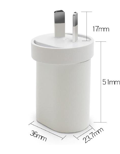 批发澳规USB充电头,手机充电器 2