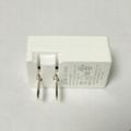 5V2.1A 雙USB充電器 型號GEO151U-050200U 4