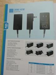 48W 24V2A 电源适配器 GEO451U-240200