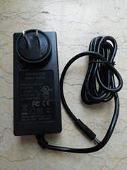 12V5a 美规插墙式电源 GEO651DA-1250