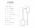 销售GA-1201000 12V1A 美规电源适配器 5