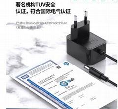 銷售12V1A歐規電源適配器 GA-1201000V