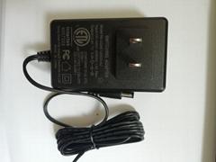 销售 12V5A ETL认证电源适配器现货 GQ48-120500-AU