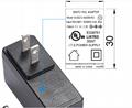 销售 5V2A UL认证电源适配器现货 GQ12-050200-HU 2