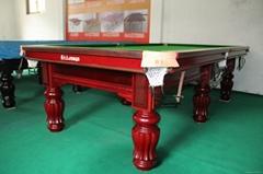 濟寧湘星台球桌