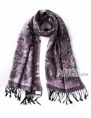 供应羊毛围巾