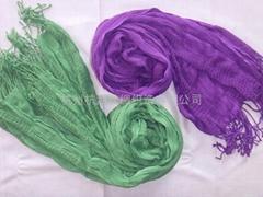 时尚女士外贸提花围巾