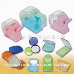 纸香皂(广告促销礼品)