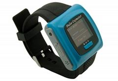 Wearable Digital Pulse Oximeter