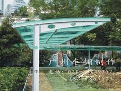 广州单车汽车棚制作