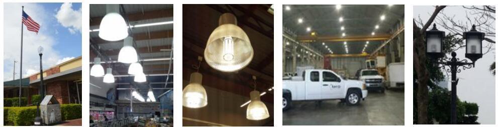 ETL 110V E39 Garden Street Cob Light 100W Led Corn Bulb Lamp with high quality 5