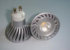 GU10 High power LED spotlight