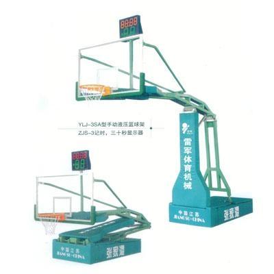 手動液壓籃球架 1