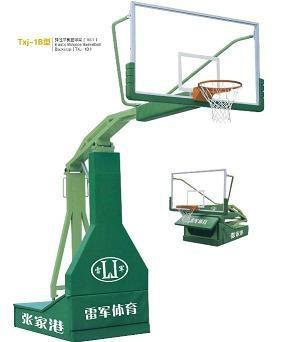 弹性平衡篮球架 1
