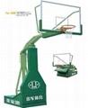 彈性平衡籃球架