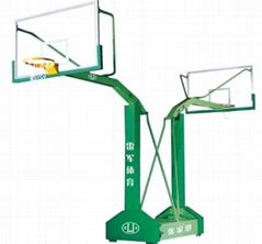 海燕式移動籃球架