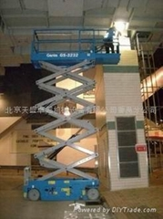 广州自行式高空作业车