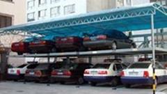 昇降橫移立體停車設備