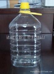廠家直銷批發色拉油瓶