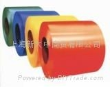 prepainted coil ,color coated coil