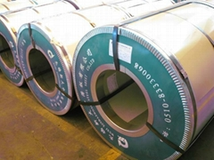 prepainted galvanized/galvalumed steel coil/color coated steel coil (PPGI/PPGL)