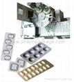 DPP160E/250E Hard Double Aluminum Blister Packing Machine
