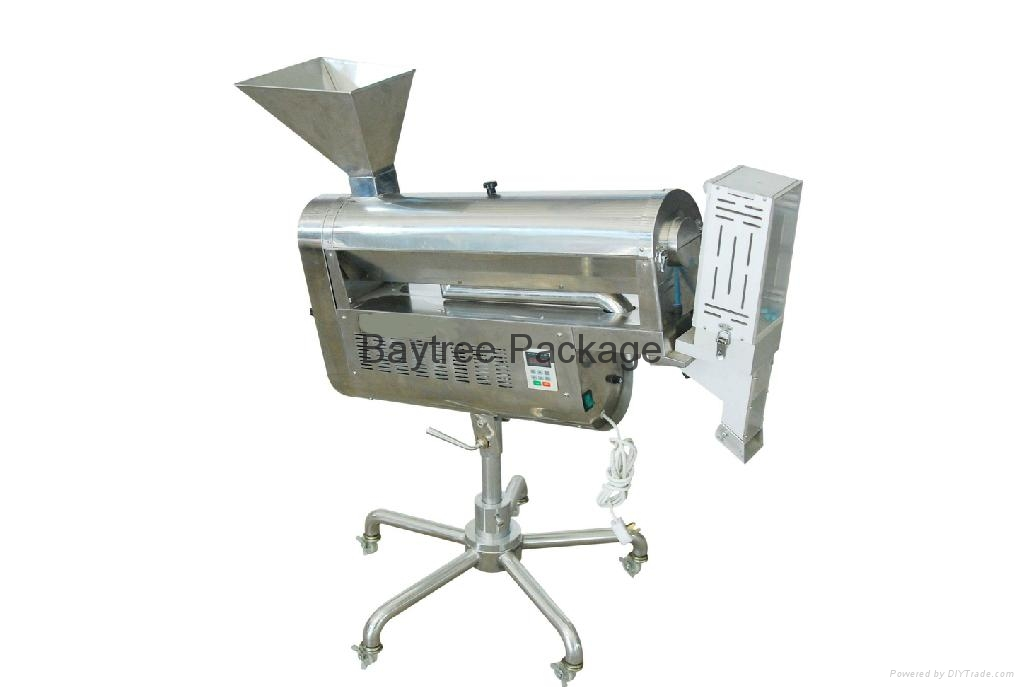 DTJ-C Model Semi-Automatic Capsule  Filling  Machine  3