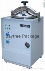 JY2005 Table  Steam Sterilizer with Rapid Cooling System