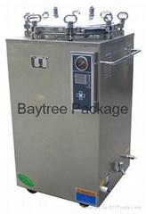 LS-B 35/50/75/100 Auto Vertical  Pressure Steam Sterilizer