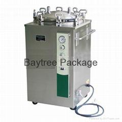LS-B 35/50/75/100 Hand Vertical  Pressure Steam Sterilizer