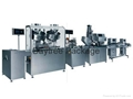BP-120III Medium-speed Tablets/capsules Counting Bottling Line